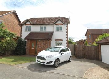 Thumbnail 3 bed detached house for sale in Strathmore Close, Arnold, Nottingham