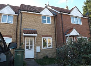 Thumbnail 2 bed end terrace house to rent in Lime Grove, Thetford