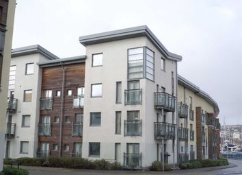 Thumbnail 4 bedroom flat for sale in St Stephens Court, Marina, Swansea