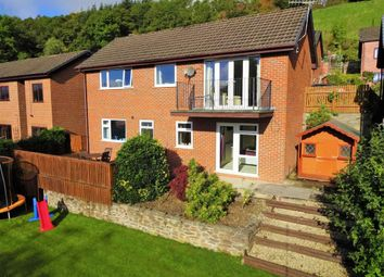 Thumbnail 3 bed detached house for sale in 23, Brynwood Drive, Milford Road, Newtown, Powys