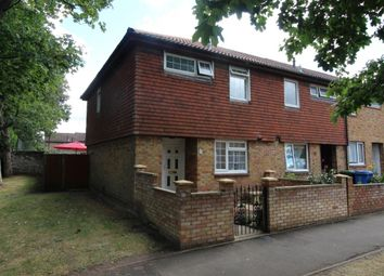 Thumbnail 3 bedroom end terrace house for sale in Martingale Court, Aldershot