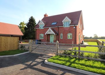 Thumbnail 3 bedroom detached house to rent in Three Mile Farm Cottage, Hintlesham, Ipswich, Suffolk