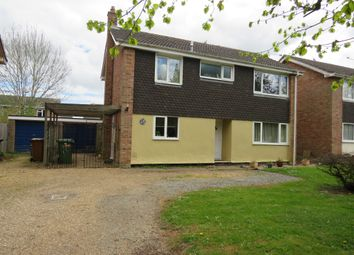 Thumbnail 4 bedroom detached house for sale in Bellrope Lane, Roydon, Diss