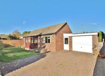 Thumbnail 2 bed detached bungalow for sale in School Lane, Milton, Abingdon