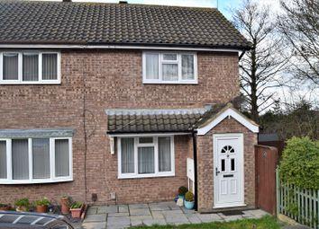 Thumbnail 1 bed semi-detached house for sale in Aldershot Road, Chatham
