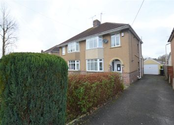 Thumbnail 3 bed semi-detached house for sale in Parkway, Midsomer Norton, Radstock