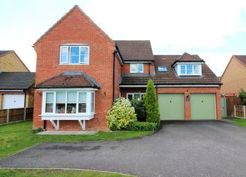 Thumbnail 5 bedroom detached house for sale in Stone Road, Toftwood