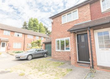 Thumbnail 2 bed property to rent in Dunster Gardens, Cippenham, Slough