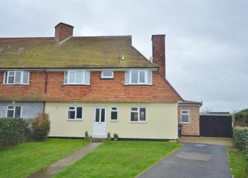 Thumbnail 4 bed semi-detached house for sale in The Bury, St. Osyth, Clacton-On-Sea