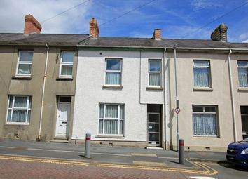 Thumbnail 5 bed terraced house for sale in Parcmaen Street, Carmarthen, Carmarthenshire