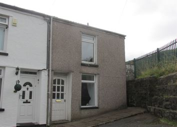 Thumbnail 2 bedroom end terrace house for sale in Windsor Street, Troedyrhiw, Merthyr Tydfil