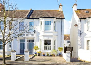 Thumbnail 5 bed semi-detached house for sale in Rutland Gardens, Hove, East Sussex