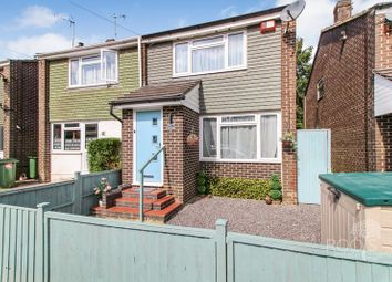 Thumbnail 3 bed semi-detached house for sale in Falkland Garth, Newbury