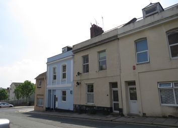 Thumbnail 2 bed flat for sale in Cecil Street, Central, Plymouth