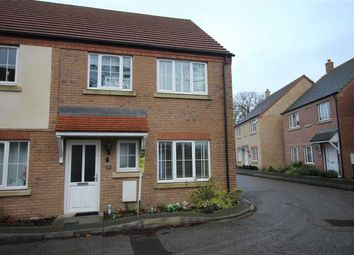 Thumbnail 3 bed semi-detached house for sale in Galba Road, Caistor