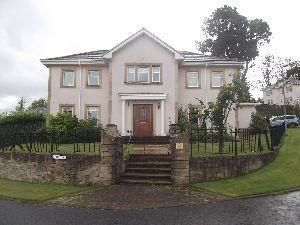 Thumbnail 4 bed detached house to rent in Bramble Wynd, Port Glasgow