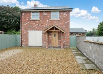 Thumbnail 3 bed detached house for sale in Moors Lane, St. Martins Moor, St. Martins, Oswestry