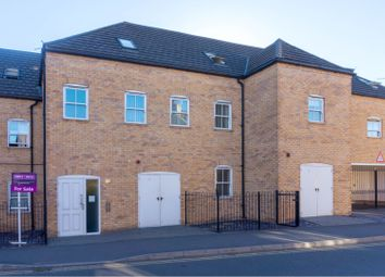 Thumbnail 1 bed flat for sale in 53 Church Street, Peterborough