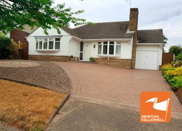 Thumbnail 2 bed bungalow for sale in Chatsworth Drive, Mansfield
