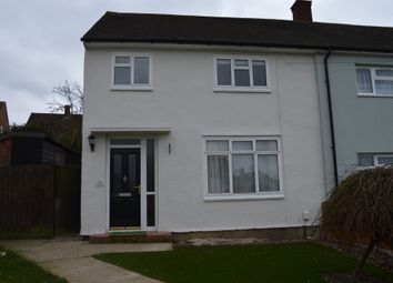 Thumbnail 3 bed semi-detached house for sale in Chatteris Avenue, Harold Hill, Romford