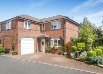 Thumbnail 4 bed detached house for sale in Flixton Road, Urmston, Manchester