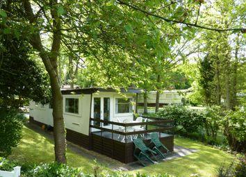 Thumbnail 2 bedroom mobile/park home for sale in Upper Holton, Halesworth