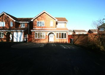 Thumbnail 4 bedroom detached house to rent in Hedingham Road, Leegomery, Telford
