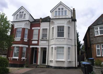 Thumbnail 1 bedroom flat to rent in Hoppers Road, Winchmore Hill, London