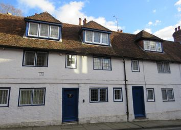 Thumbnail 2 bed terraced house for sale in St. Thomas Street, Winchester