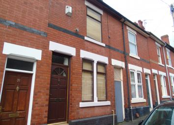 Thumbnail 2 bed terraced house to rent in Sherwin Street, Derby