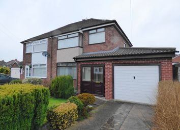 Thumbnail 3 bed semi-detached house for sale in Loweswater Crescent, St. Helens