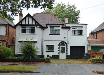 4 bed detached house for sale in Vicarage Road, Kings Heath, Birmingham, West Midlands B14
