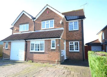 Thumbnail 3 bedroom semi-detached house for sale in Ayrton Senna Road, Tilehurst, Reading