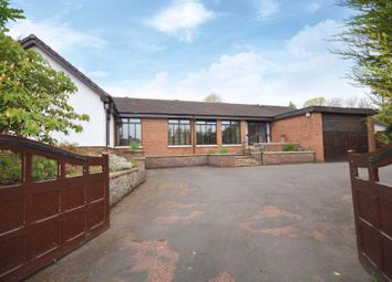 Thumbnail 5 bed detached bungalow for sale in Helenslee Road, Dumbarton