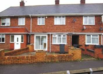 Thumbnail 3 bed terraced house to rent in Quinton Road West, Quinton, Birmingham