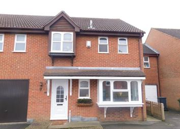 Thumbnail 3 bed semi-detached house for sale in Horseshoe Close, Weavering, Maidstone, Kent