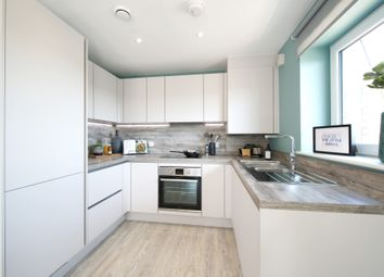 Thumbnail 1 bed flat for sale in Plot 86, Endle Street, Southampton