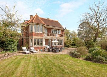 Thumbnail 6 bed detached house for sale in Hitcham Road, Burnham, Buckinghamshire