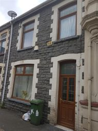 Thumbnail 3 bed terraced house for sale in Rhondda Road, Pontypridd