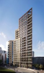 Thumbnail 1 bed flat for sale in Royal Dock West, Royal Victoria, London