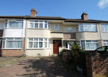 Thumbnail Terraced house to rent in Mowbray Gardens, Ealing Road, Northolt