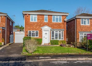 Thumbnail 4 bed detached house to rent in St. Marys Road, Sindlesham, Wokingham