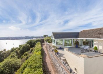 Thumbnail 3 bed detached house for sale in Rock End Avenue, Torquay