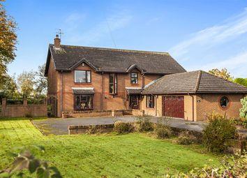 Thumbnail 5 bedroom detached house for sale in Fairfield Whittingham Lane, Haighton, Preston