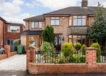 Thumbnail 4 bedroom semi-detached house for sale in Dringthorpe Road, York