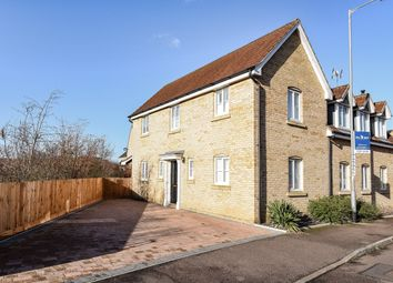 Thumbnail 4 bed detached house for sale in Chapman Way, St. Neots, Cambridgeshire