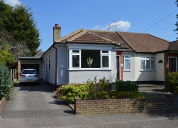 Thumbnail 4 bed bungalow for sale in Court Avenue, Romford