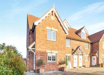 Thumbnail 3 bed end terrace house for sale in Cornmill Court, West Road, Saffron Walden, Essex