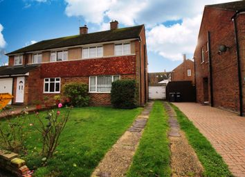 Thumbnail 3 bed semi-detached house for sale in Lingfield Road, Borough Green