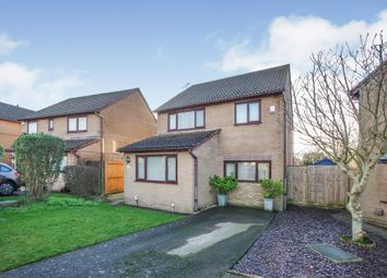 Thumbnail 4 bed detached house for sale in The Heathers, Barry